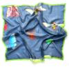 Kép 2/3 - Bugs selyemkendő 74