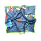 Bugs selyemkendő 55