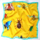 Bugs selyemkendő 74