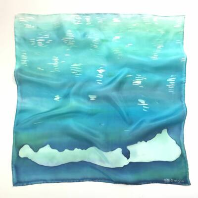 Balaton kicsi selyemkendő