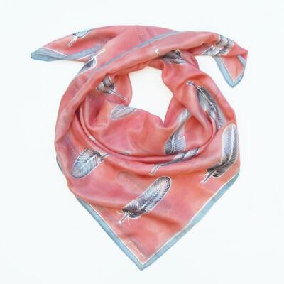 Volare púder nagy selyemkendő