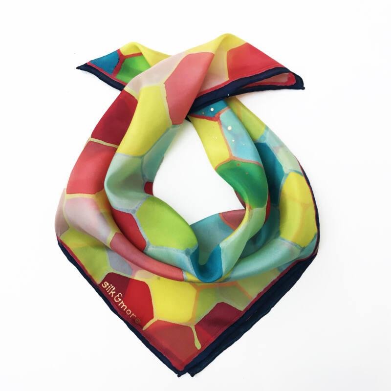 Hexa színes 55
