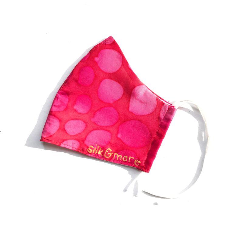 Maszk-pink kaméleon