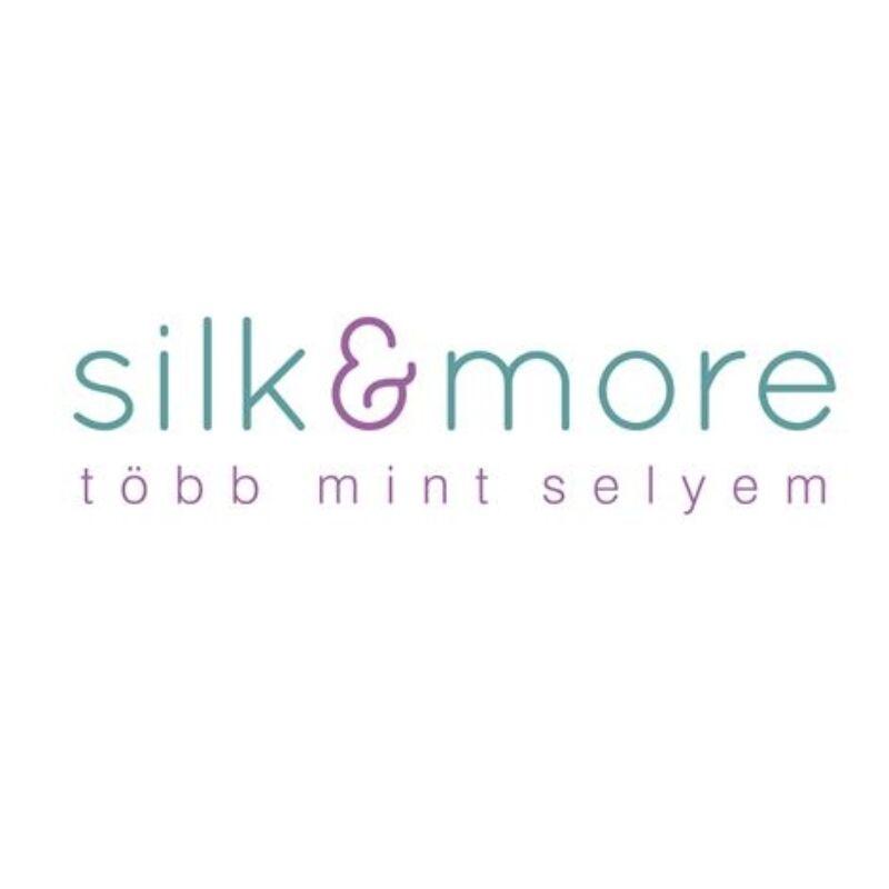 Pipacsos óriási szatén selyemkendő